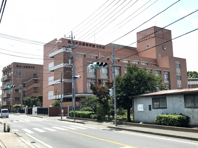 2017年 7月13日 狭山ヶ丘高等学校付属中学校 塾対象説明会