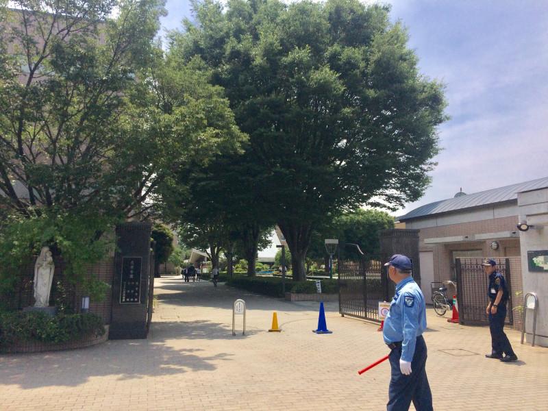 2018年6月22日 晃華学園中学校 塾対象説明会